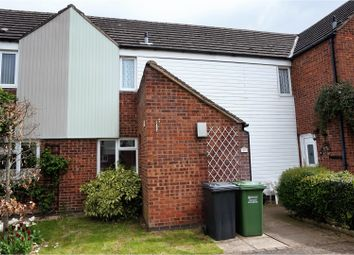 Thumbnail 3 bed terraced house for sale in Dunlin Drive, Kidderminster