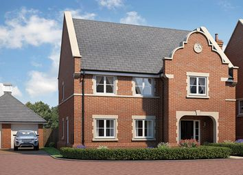 "Thumbnail 5 bed property for sale in ""The Woodcroft"" at Church Road, Stansted"