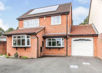 Thumbnail 4 bedroom detached house for sale in Rainsbrook Drive, Shirley, Solihull