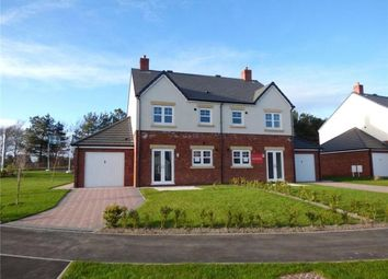Thumbnail 3 bed semi-detached house for sale in Plot 2 Ennerdale, Harvest Park, Silloth, Wigton