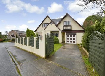 Thumbnail 5 bedroom detached house for sale in Hobbs Crescent, Saltash, Cornwall