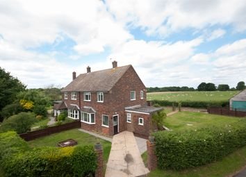 Thumbnail 3 bed semi-detached house to rent in Back Lane, East Clandon, Guildford, Surrey