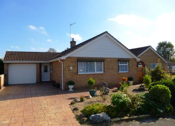 Thumbnail 2 bed detached bungalow for sale in Mulberry Close, Mildenhall, Bury St. Edmunds
