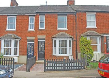 Thumbnail 3 bed terraced house for sale in Dacre Road, Hitchin, Hertfordshire