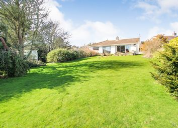Thumbnail 3 bed detached bungalow for sale in Parsonage Road, Newton Ferrers, Plymouth