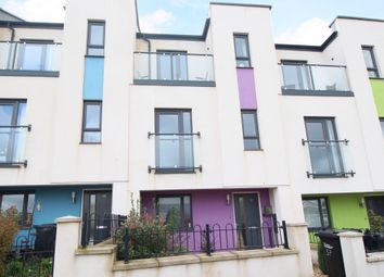 Thumbnail 4 bed terraced house for sale in White Rock Way, Paignton