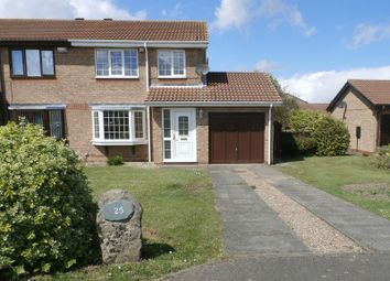 Thumbnail 3 bed semi-detached house for sale in Gloster Park, Amble, Morpeth