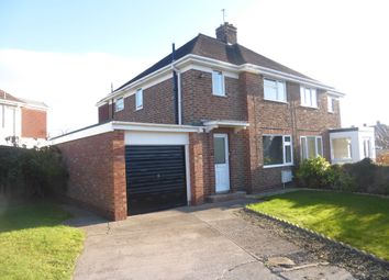Thumbnail 3 bed semi-detached house for sale in Oak Avenue, Hereford