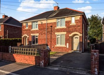 Thumbnail 2 bed semi-detached house for sale in Wordsworth Avenue, Pelton Fell, Chester Le Street