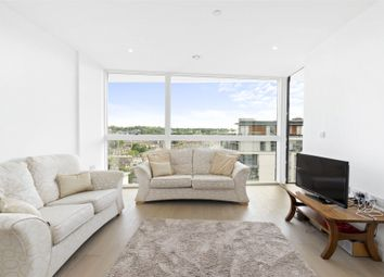 Thumbnail 2 bed flat to rent in Wyndham Apartments, 67 River Gardens Walk, London