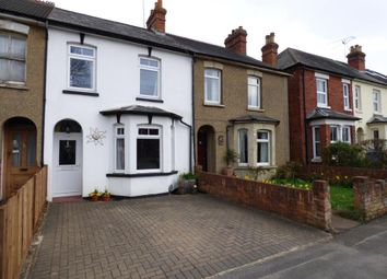 Thumbnail 2 bed terraced house for sale in Rectory Road, Farnborough