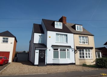 Thumbnail 4 bed semi-detached house for sale in Willoughby Road, Langley, Slough