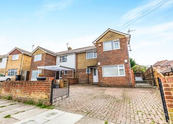 Thumbnail 4 bed semi-detached house for sale in Kipling Avenue, Brighton