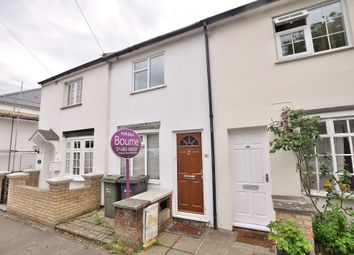 3 bed terraced house to rent in Stoughton Road, Guildford GU1
