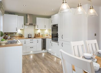 "Thumbnail 3 bed semi-detached house for sale in ""Hatton"" at Callow Hill Way, Littleover, Derby"