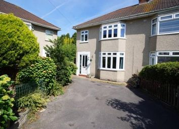 Thumbnail 3 bed property for sale in Riviera Crescent, Staple Hill, Bristol
