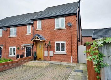 Thumbnail 3 bed town house for sale in North Croft, Atherton, Manchester