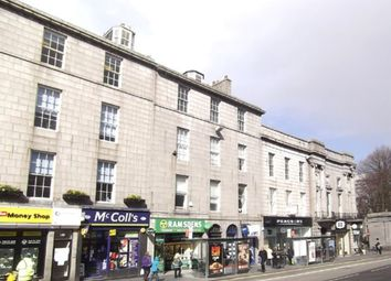 Thumbnail 1 bedroom flat to rent in Union Street, Aberdeen