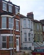 Thumbnail 1 bed flat to rent in Cresent Road, Margate