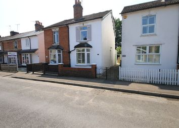 Thumbnail 3 bed end terrace house for sale in Ecton Road, Addlestone, Surrey