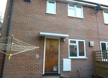 Thumbnail 1 bed end terrace house to rent in Barnetts Way, Tunbridge Wells