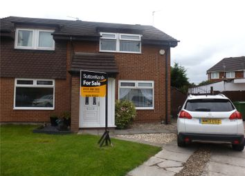 Thumbnail 3 bed semi-detached house for sale in Finch Lea Drive, Liverpool