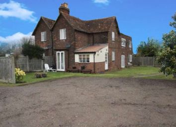 Thumbnail 1 bed flat to rent in Bons Farm, Stapleford Road, Stapleford Tawney, Romford, Essex
