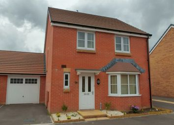 Thumbnail 4 bed detached house for sale in Waun Draw, Caerphilly