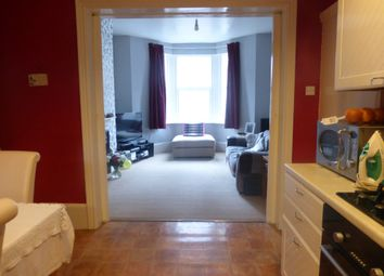 Thumbnail 2 bed flat for sale in Victoria Road, Abington, Northampton