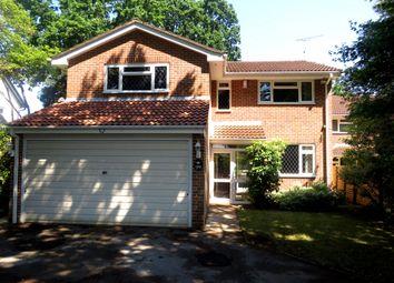 Thumbnail 4 bedroom detached house for sale in Beaufoys Avenue, Ferndown
