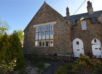 Thumbnail 3 bed terraced house for sale in The Old School House, Exeter Street, North Tawton