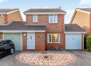 Thumbnail 3 Bed Link Detached House For Sale In Westons Brake Emersons Green
