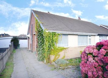 Thumbnail 3 bed semi-detached bungalow for sale in Westbourne Drive, Garforth, Leeds