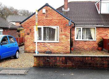 Thumbnail 2 bedroom semi-detached bungalow for sale in Moor Avenue, Penwortham, Preston