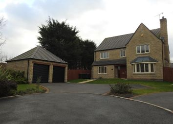 Thumbnail 5 bed detached house for sale in Sunray Grove, Hucknall, Nottingham