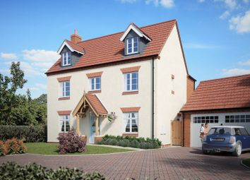 Thumbnail 5 bed detached house for sale in The Oakthorpe, Wellington Road, Church Aston, Newport