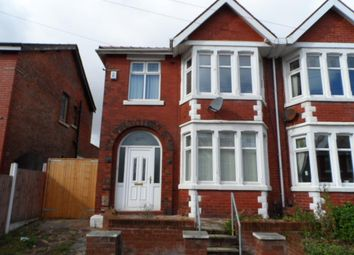 Thumbnail Semi-detached house for sale in Ascot Road, Blackpool