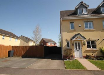 Thumbnail 3 bed semi-detached house for sale in Parc Hafod, Four Crosses, Llanymynech