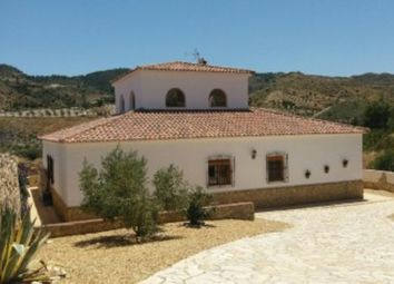 Thumbnail 4 bed villa for sale in Arboleas, Almería, Es