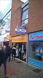 Thumbnail Retail premises to let in 64 Montague Street, Worthing, West Sussex
