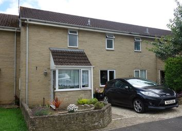 Thumbnail 2 bedroom terraced house to rent in Dukes Close, Wincanton