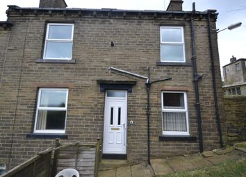 Thumbnail 2 bed cottage for sale in Cobden Street, Queensbury, Bradford