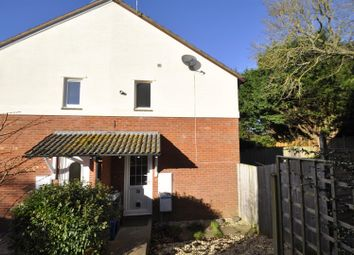 Thumbnail End terrace house to rent in Brent Close, Woodbury, Exeter