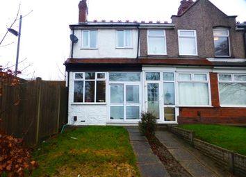 Thumbnail 2 bedroom end terrace house to rent in Court Oak Road, Harborne, Birmingham