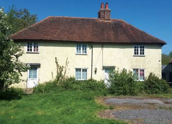 Thumbnail 10 bed farmhouse for sale in Cozens Farm, Chelmsford Road, Essex