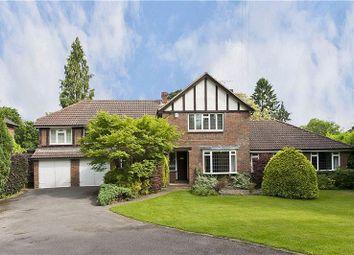 Thumbnail 5 bed property to rent in Fairmile Park Road, Cobham, Surrey