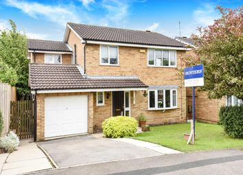 Thumbnail 4 bed detached house for sale in The Spinney, Knaresborough