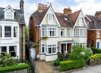 Thumbnail 5 bedroom semi-detached house for sale in Tenison Avenue, Cambridge