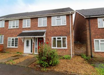 Thumbnail 3 bed end terrace house for sale in Squires Court, Eaton Socon