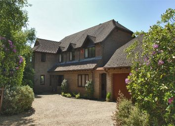 Thumbnail 5 bed detached house for sale in Blackbush Road, Milford On Sea, Lymington